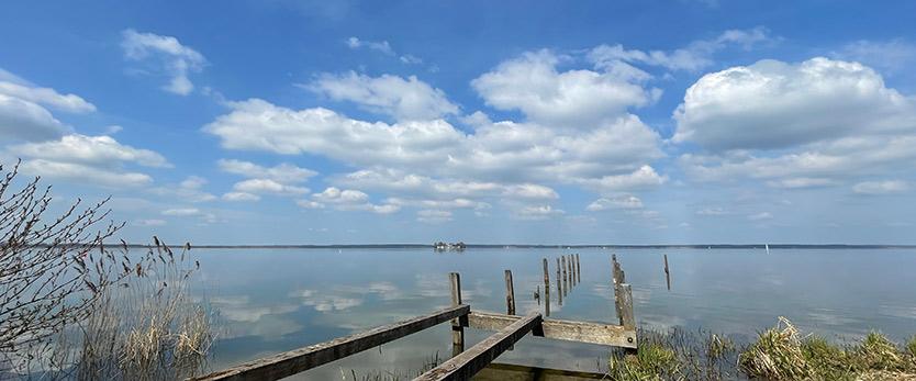 steg-wolken-steinhuder-meer