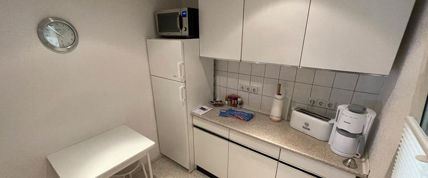 Ferienhaus Steinhuder Meer Schwalbennest Küche